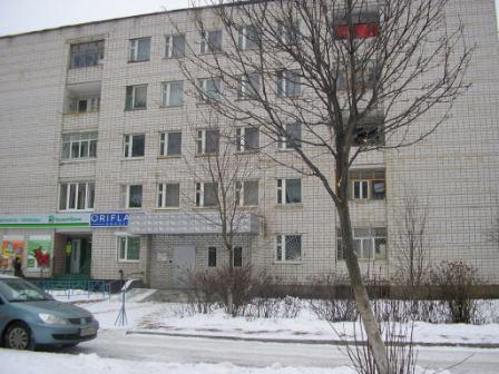 ул. Строителей, дом №35